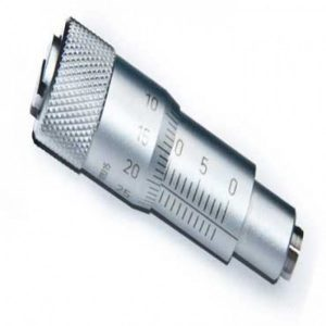 MICROMETER HEAD – PLAIN