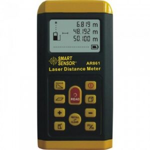 ULTRA SONIC LASER DISTANCE METER